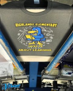 Highlands Elementary Wild About Learning