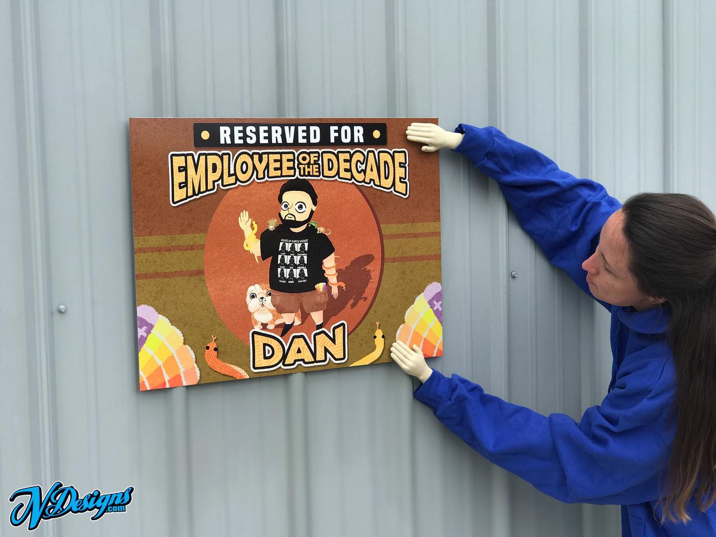 Be Like Dan